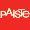 PAISTE – NOVIDADES 2012