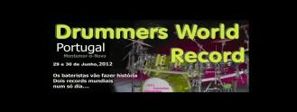 Record Mundial de Bateristas