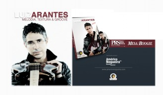 Luiz Arantes – Lançamento de DVD