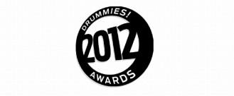 2012 Drummies Awards Taye entre as melhores