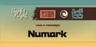 Surf at Night com Numark