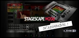 STAGESCAPE M20d, Line 6, já disponível!