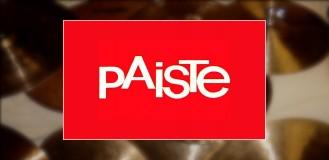 PAISTE – AS NOVIDADES DE 2012