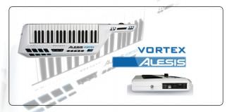 VORTEX da Alesis Já disponível!