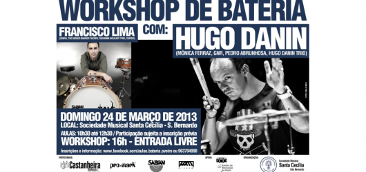 Workshop Francisco Hugo Mar 2013
