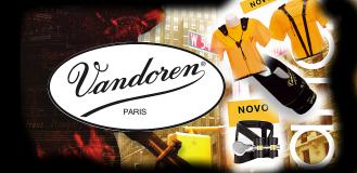 Vandoren – Novidades 2013!