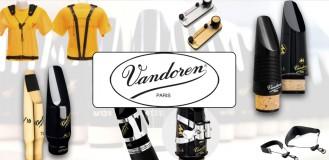 Vandoren – Novidades 2014!