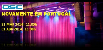 QSC de novo em Portugal