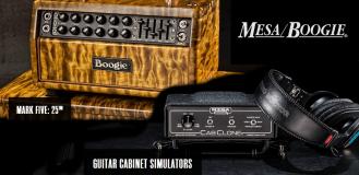 Mesa Boogie – Novidades 2015